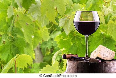 Splash red wine against a black background - Splash red wine...
