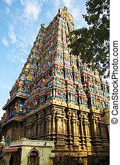 Meenakshi Amman Temple Madurai - Meenakshi Amman Kovil is a...