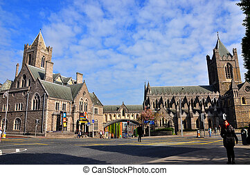 Christchurch Cathedral ,Dublin ,IRELAND