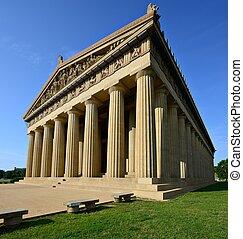 Parthenon Replica