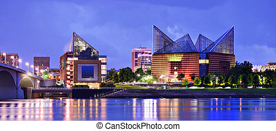 Downtown Chattanooga, Tennessee, USA