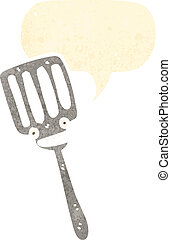 cartoon spatula