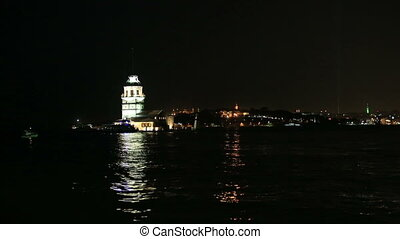 Maiden Tower 2 - maiden tower at the istanbul turkey