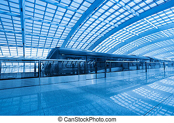 airport express train - beijing capital airport express...