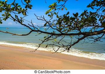 Ao Nang Beach, Krabi, Thailand.