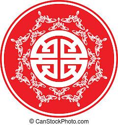 Chinese bats. - Chinese prosperity bats symbol.