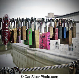 locks - love locks