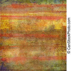 old paper grunge with stripes pattern - grungy old paper...