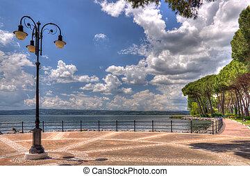 Bolsena Lake HDR