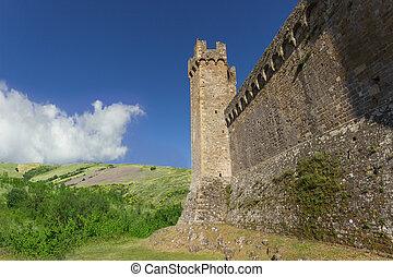 castillo,  feudal