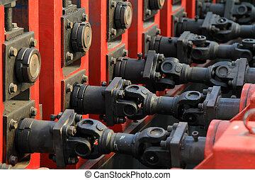 rotating machinery and equipment