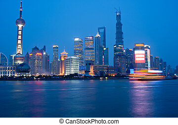Shanghai Night - Bund