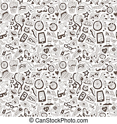 hipsters - seamless backgrounds - hipsters - seamless...