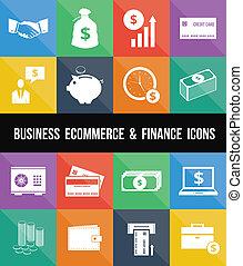 Stylish Business Ecommerce Banking