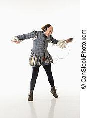 Shakespeare, Dançar, mp3s