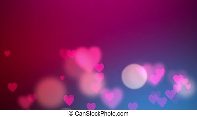 bokeh background
