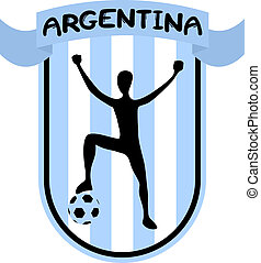 Winner Argentina - Creative design of winner argentina