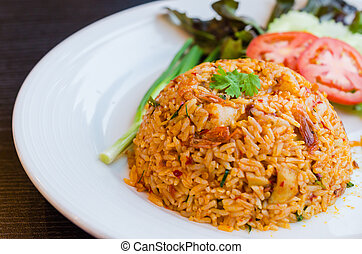 Fried rice - Spicy Fried rice