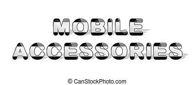 MOBILE ACCESSORIES designed with sm