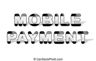 MOBILE PAYMENT designed with smartp