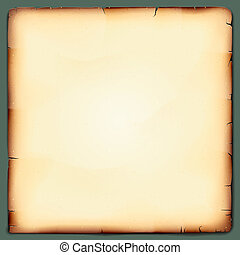 Grunge vintage old paper background, vector Eps10...