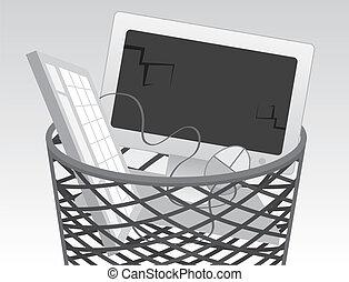 Garbage Computer