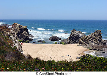 Porto Covo beach, Portugal