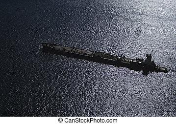 船, タンカー