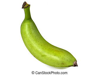Plantain is a starchy and low in sugar banana that is cooked...