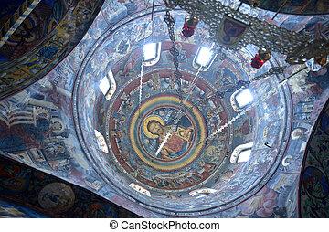 Monastery of Saint Naum, Sveti Naum, Ohrid,Macedonia