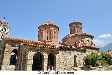 The Monastery of Saint Naum, Sveti Naum, Ohrid,Macedonia