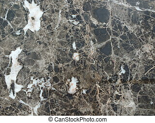 Natural marmor with white veins - Nature-formed marmor...