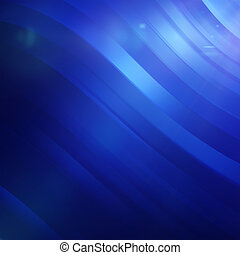 Blue technical background - Abstract blue background -...
