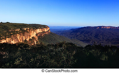 Jamison Valley Blue Mountains National Park - Jamison...