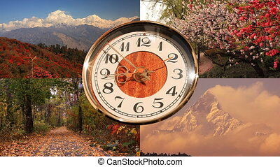 Time Seasons