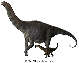 Argentinosaurus and Juvenile Profile - Argentinosaurus was a...