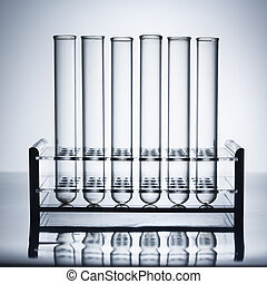 Test tubes - Glass test tubes