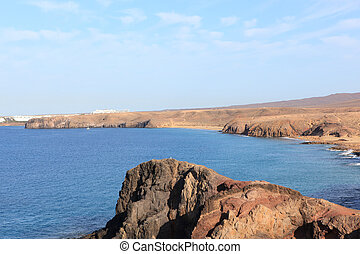 Papagayo lanzarote - The picture belongs to a series of...