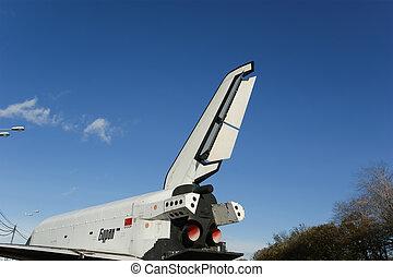 The Buran spacecraft -- Soviet orbital vehicle