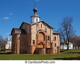 Church of StParaskeva Piatnitsa in Novgorod the Great