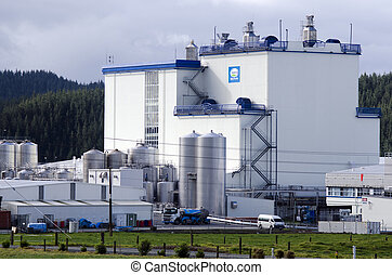 Fonterra Co-operative Group Limited - WHANGAREI,NZ - JULY...