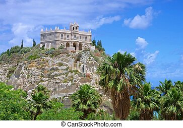 Tropea church 04