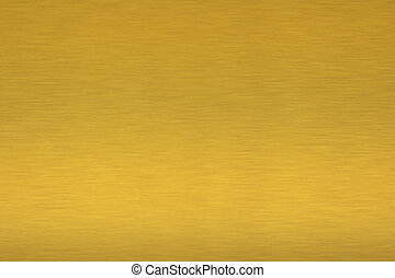Brass brushed metal as background