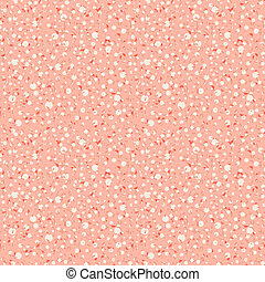 Retro pattern with scattered microscopic dots