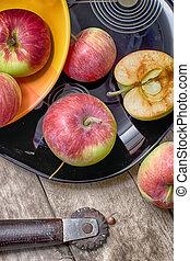fragrant apples