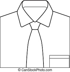 shirt tie clipart and stock illustrations 14247 shirt