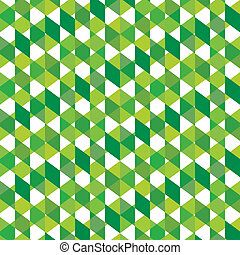 creative design pattern - creative green square design...