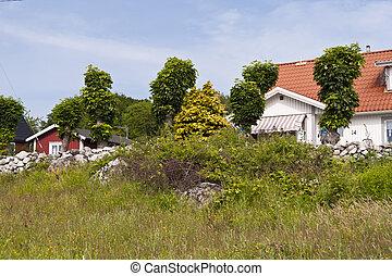 Aspoe in Sweden - Skerry Island Aspoe in Sweden