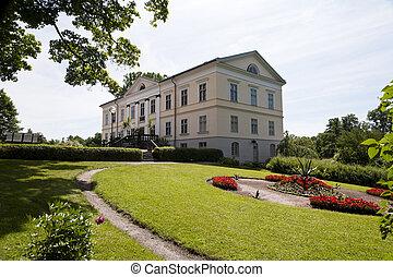 Manor House Huseby Bruk in Sweden