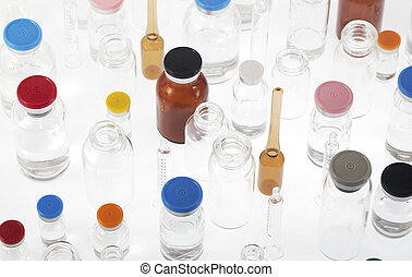 Pharmaceutical vials